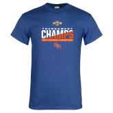 Royal T Shirt-2017 Southland Conference Baseball Champions