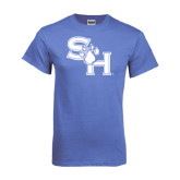 Arctic Blue T Shirt-SH Paw Official Logo