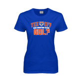 Ladies Royal T Shirt-Golf Tee Off