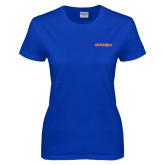 Ladies Royal T Shirt-Sam Houston Bearkats