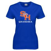 Ladies Royal T Shirt-Grandma