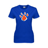 Ladies Royal T Shirt-Paw