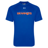 Under Armour Royal Tech Tee-Sam Houston Bearkats