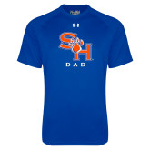 Under Armour Royal Tech Tee-Dad