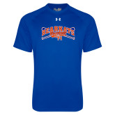 Under Armour Royal Tech Tee-Baseball Design