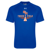 Under Armour Royal Tech Tee-Track and Field Design