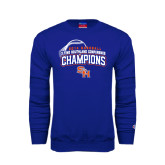 Royal Fleece Crew-Southland Conference Baseball Champions - Arched Version