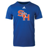 Adidas Royal Logo T Shirt-SH Paw Official Logo