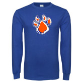Royal Long Sleeve T Shirt-Paw