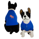 Classic Royal Dog Polo-SH Paw Official Logo