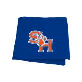 Royal Sweatshirt Blanket-SH Paw Official Logo