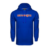 Under Armour Royal Performance Sweats Team Hood-Sam Houston Bearkats