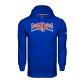 Under Armour Royal Performance Sweats Team Hood-Baseball Design