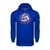 Under Armour Royal Performance Sweats Team Hood-Volleyball Stars Design