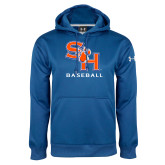 Under Armour Royal Performance Sweats Team Hoodie-Baseball