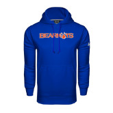 Under Armour Royal Performance Sweats Team Hood-Bearkats