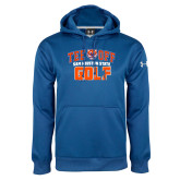 Under Armour Royal Performance Sweats Team Hoodie-Golf Tee Off