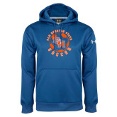 Under Armour Royal Performance Sweats Team Hoodie-Soccer Circle