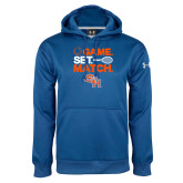 Under Armour Royal Performance Sweats Team Hoodie-Tennis Game Set Match