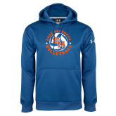 Under Armour Royal Performance Sweats Team Hoodie-Volleyball Stars Design