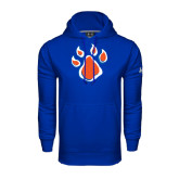 Under Armour Royal Performance Sweats Team Hood-Paw