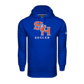 Under Armour Royal Performance Sweats Team Hood-Soccer