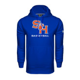 Under Armour Royal Performance Sweats Team Hood-Basketball