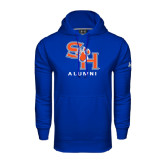 Under Armour Royal Performance Sweats Team Hood-Alumni