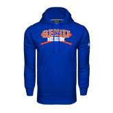 Under Armour Royal Performance Sweats Team Hood-Baseball Bats