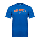 Syntrel Performance Royal Tee-Arched Bearkats w/Paw