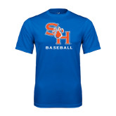 Syntrel Performance Royal Tee-Baseball