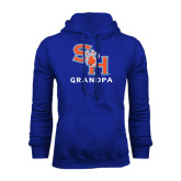 Royal Fleece Hood-Grandpa