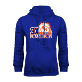 Royal Fleece Hood-Southland Conference Baseball Champions