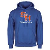 Royal Fleece Hoodie-Grandpa