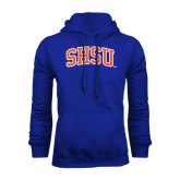 Royal Fleece Hood-Arched SHSU