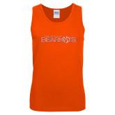 Orange Tank Top-Sam Houston Bearkats