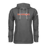 Adidas Climawarm Charcoal Team Issue Hoodie-Sam Houston Bearkats