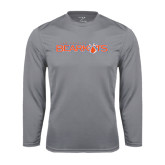 Syntrel Performance Steel Longsleeve Shirt-Sam Houston Bearkats