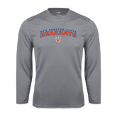 Syntrel Performance Steel Longsleeve Shirt-Arched Sam Houston State Bearkats w/Paw