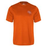 Performance Orange Tee-SH Paw Official Logo