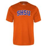 Performance Orange Tee-Arched SHSU
