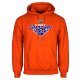 Orange Fleece Hood-2017 Southland Conference Baseball Champions