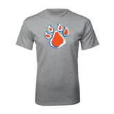 Sport Grey T Shirt-Paw