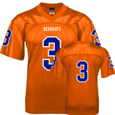 Replica Orange Adult Football Jersey-#6