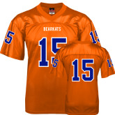 Replica Orange Adult Football Jersey-#15