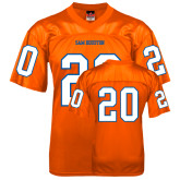 Replica Orange Adult Football Jersey-#20
