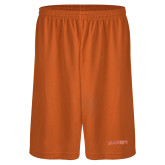Performance Classic Orange 9 Inch Short-Sam Houston Bearkats