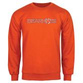 Orange Fleece Crew-Sam Houston Bearkats