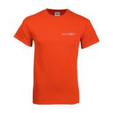 Orange T Shirt-Bearkats