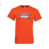 Orange T Shirt-Baseball Bats